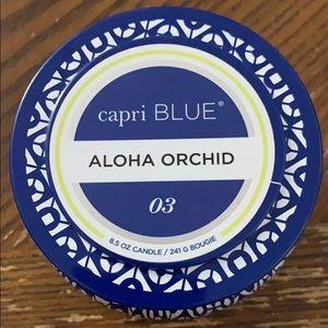 """Capri Blue """"Aloha Orchid"""" Candle"""